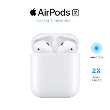 Apple AirPods 2 Officiel,...