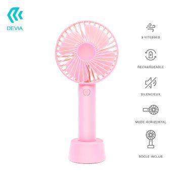 Ventilateur Portatif, DEVIA...