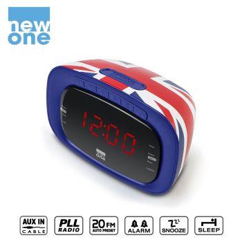 Radio réveil Digital, New...