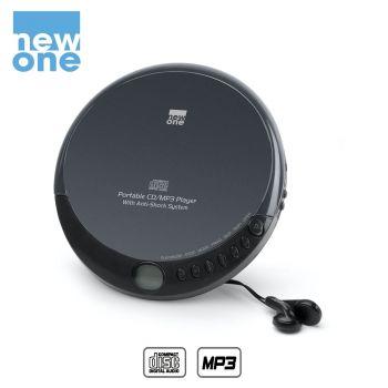 Lecteur CD portable, New...