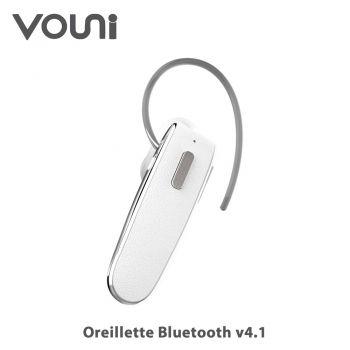 Oreillette Bluetooth 4.1,...