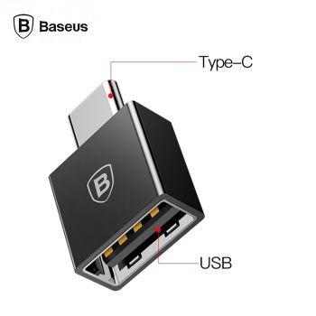 Mini adaptateur USB Type-C,...