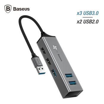 Hub Adaptateur x5 USB,...
