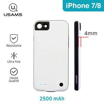 Coque Batterie pour iPhone...