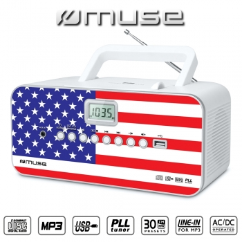 Radio CD, Muse [M-28 US]...