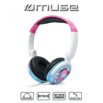 Casque filaire, Muse Kids...
