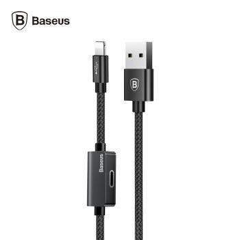 Câble Adaptateur Audio 2en1...