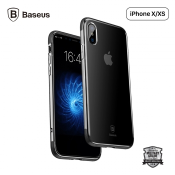 Baseus Coque iPhone XS,...