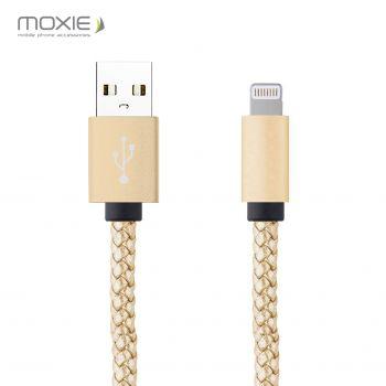 Câble data Moxie cuir...
