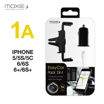 Pack Moxie EasyCar Support...