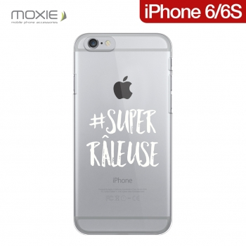 Coque Crystal Moxie iPhone...