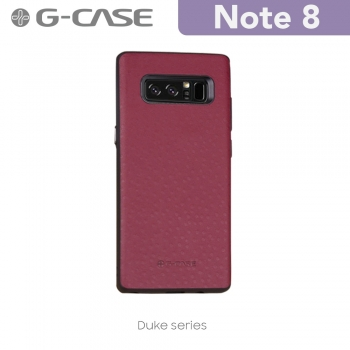 G-Case Note 8 Duke Series Red