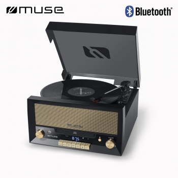 Platine Vinyle Bluetooth,...