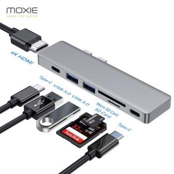 Hub USB-C vers HDMI 4K/2...