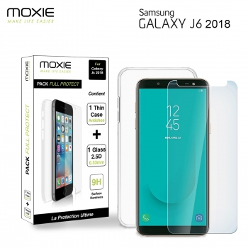 Pack FullProtect 1 coque +...