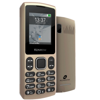 Téléphone Konrow Chipo 3...