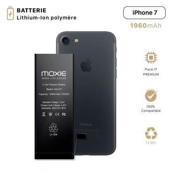Batterie pour iPhone 7...