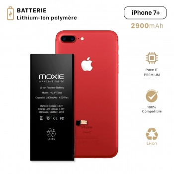 Batterie pour iPhone 7+...