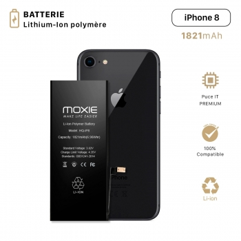 Batterie pour iPhone 8...