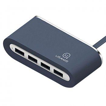 USAMS Hub avec 4 ports USB...