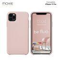 Moxie Coque iPhone 11 Pro [BeFluo] Coque Silicone Fine et Légère pour iPhone 11 Pro, Intérieur Microfibre, Coque Anti-chocs et Anti-rayures pour iPhone 11 Pro - Rose sable