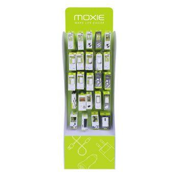 Présentoir Moxie 24 broches...