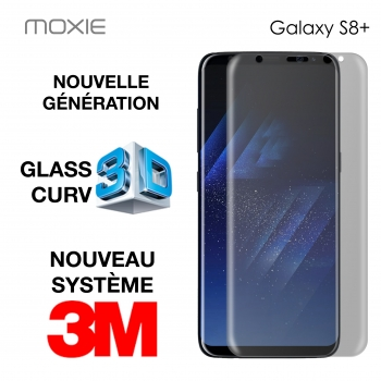 *** Glass Moxie Curv 3D...