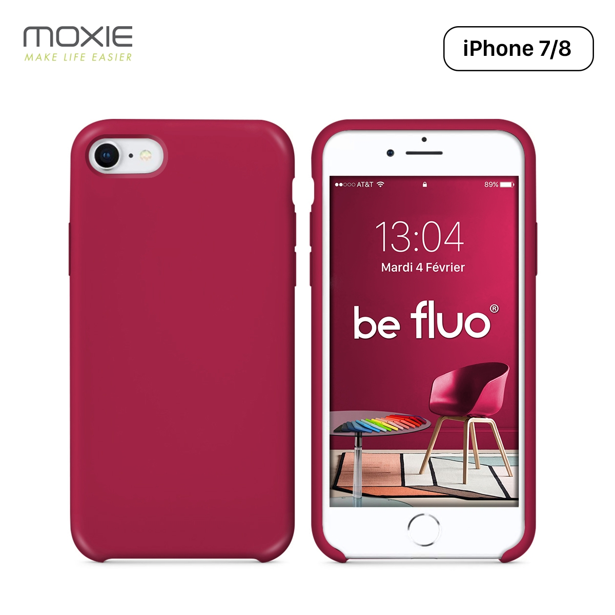 coque iphone 8 muse live