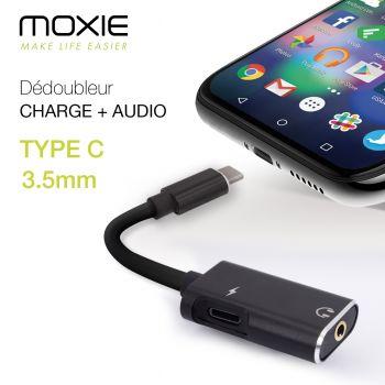 Adaptateur Audio USB Type...